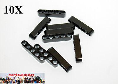 dick Länge 7 1x7 hell grau 6 Stück »NEU« # 32524 Lego Technik Liftarm breit