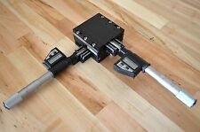 Parker Daedal MX80M X/Y Stage Linear Actuator with Digital Micrometers - THK CNC