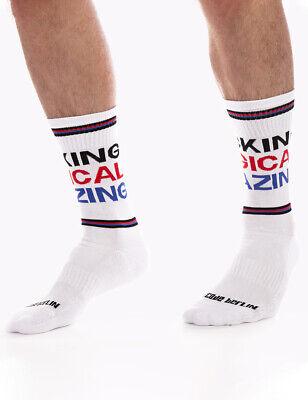 2019 Neuer Stil Barcode Berlin > Gym Socks Fucking Magical Amazing, 91622/204, Sexy, Brandneu üBerlegene Materialien