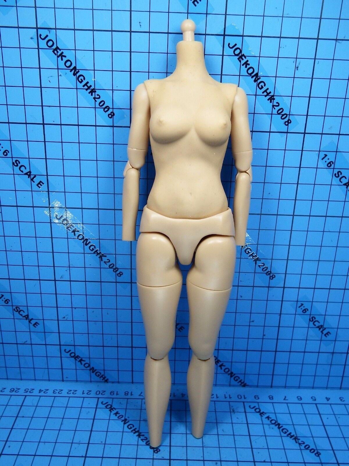 Hot Toys 1 6 l'esprit MMS92 Silken Floss Figure-Soft torse musclé body