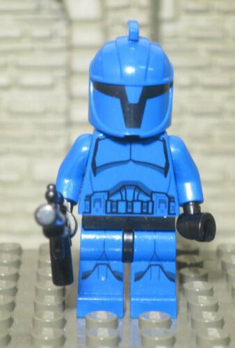 Lego Star Wars Figurines Mandalorian Bomb Scout Commander Gree KG J6//4