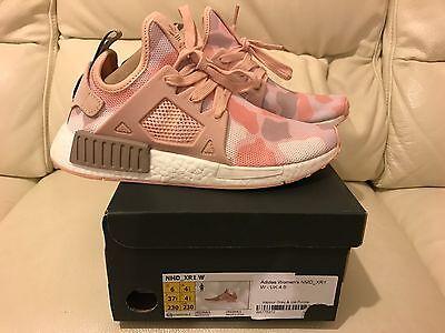 adidas nmd xr1 weiß pink blau