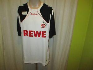 Details zu 1.FC Köln Original Reebok Auswärts Trikot 201011