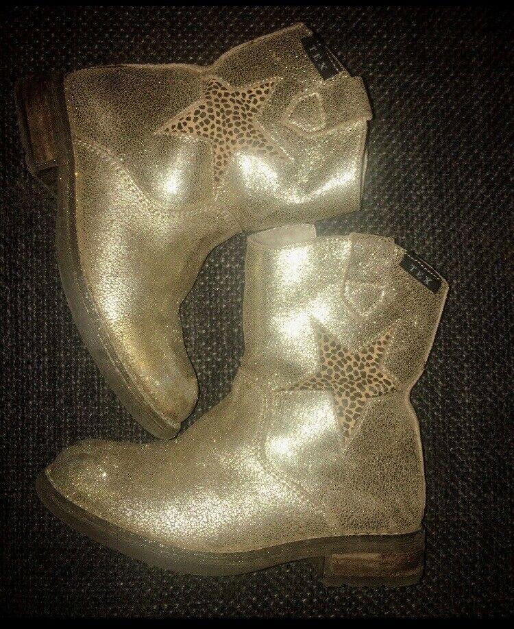 Vinterstøvler, str. 28, Tex guld støvler vinterstøvler