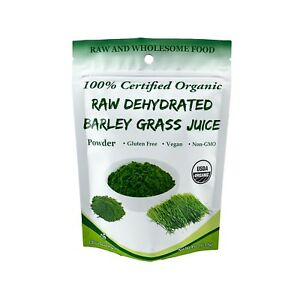 Organic-Barley-Grass-Juice-Powder-Raw-Wholesome-Superfood-4-oz