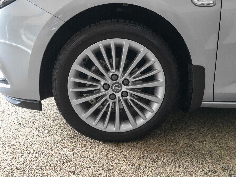 Opel Astra 1,4 T 150 Innovation ST - billede 4