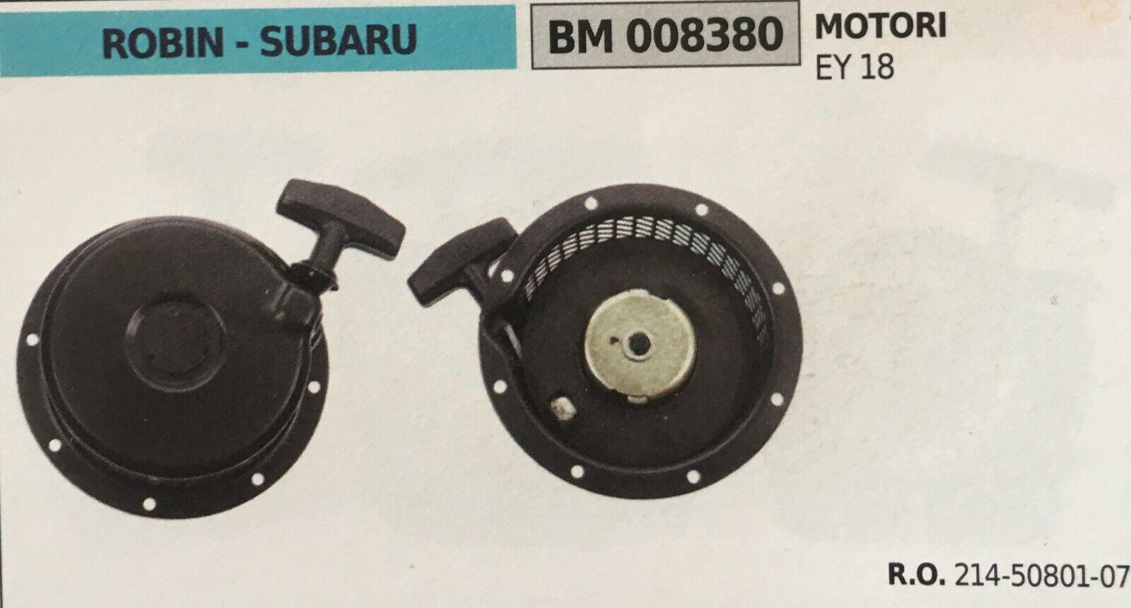 AVVIAMENTO COMPLETO BRUMAR ROBIN - SUBARU BM008380