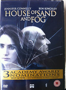 House-of-Sand-and-Fog-DVD-2003-Drama-w-Jennifer-Connelly-and-Ben-Kingsley