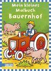 Mein kleines Malbuch Bauernhof von Eva Muszynski (2010, Taschenbuch)