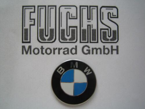 Original BMW Emblem 27mm hinten K1200R K1300R K1200S K1300S genuine rear badge