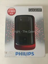 Philips GoGEAR Vibe 8GB MP3 Player SA4VBE08KF/37
