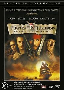 PIRATES-OF-THE-CARIBBEAN-The-Curse-Of-The-Black-Pearl-DVD-2DISC-TOP-250-FILM-R4