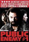 Mesrine Public Enemy No 1 (part 2) 0736211211453 With Vincent Cassel DVD