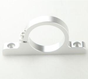 2-034-50-8mm-ID-Billet-Aluminum-Filter-Bracket-Clamp-Cradle-Silver