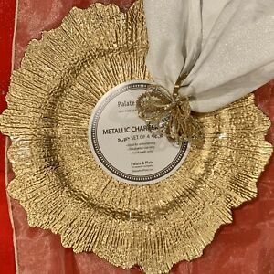 Gold-Scallop-Charger-Plate