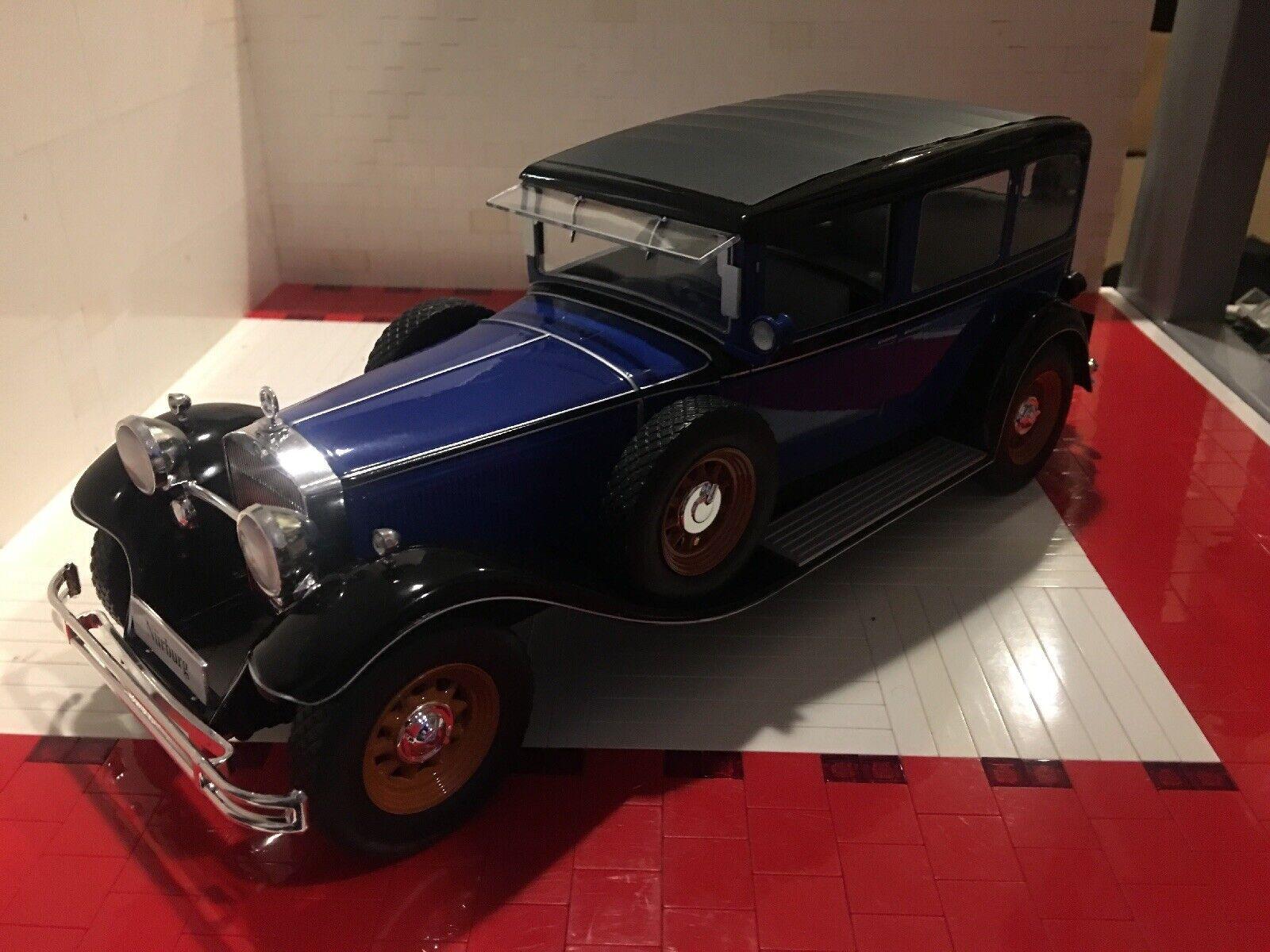 Mercedes Typ N maning 5533;sdrog 65533; rburg 460 K 1928 modellllerl 18033 MCG 1 18