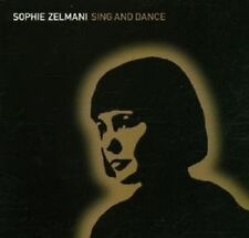 "SOPHIE ZELMANI ""SING AND DANCE"" CD NEU"