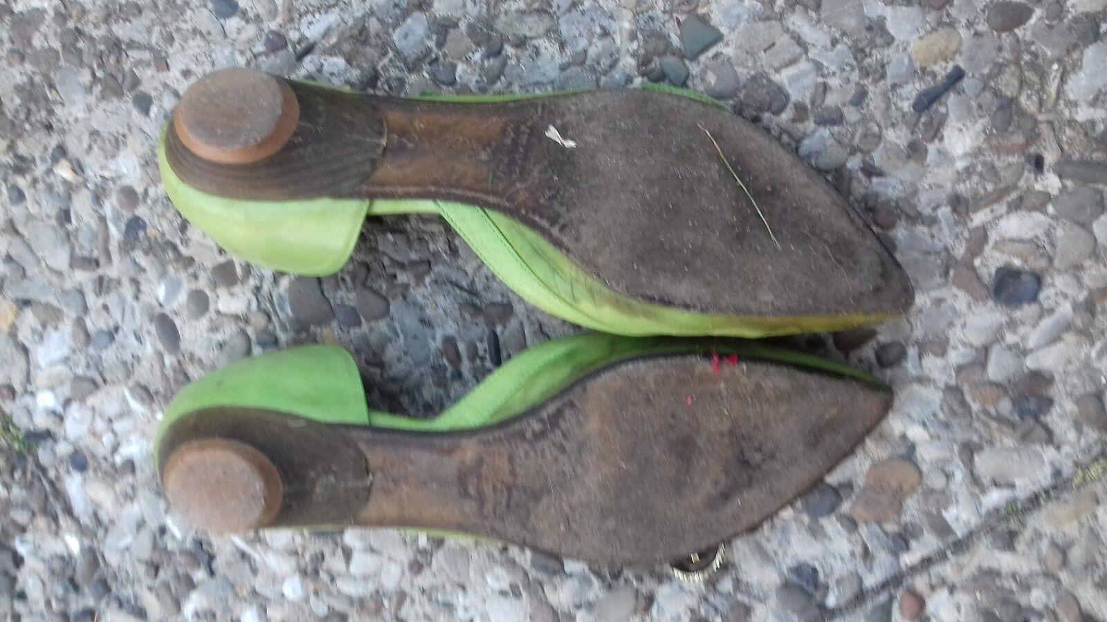 Pumps Sammler Schuhe Echtes Leder Leder Leder 2b5c0a