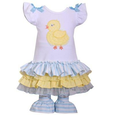 Baby & Toddler Clothing Bonnie Jean® Toddler Girls' 4t Chick Tunic & Leggings Set Nwt $54