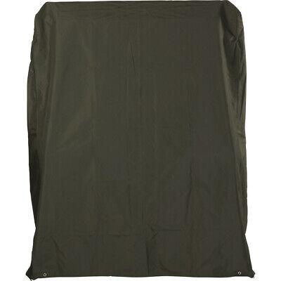 Premium Strandkorbhülle in grün Winterfest Schutzhülle aus 600 D Oxford Gewebe