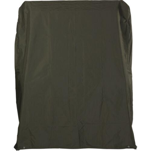 Schutzhülle aus 600 D Oxford Gewebe Winterfest Premium Strandkorbhülle in grün