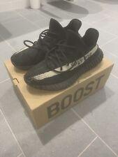 adidas Yeezy Boost 350 V2 Black White Oreo Size 12 *no