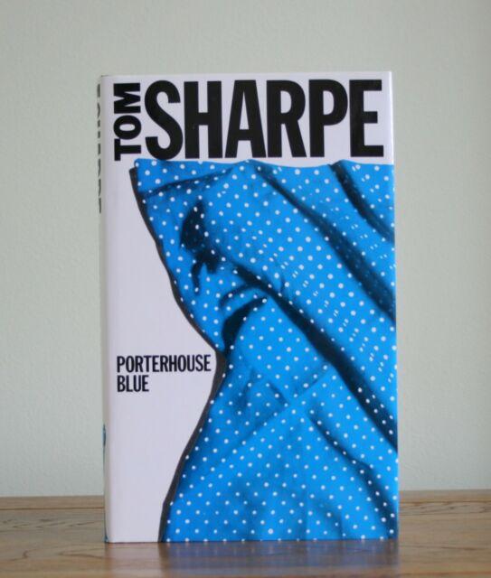 Porterhouse Blue by Tom Sharpe (1990 hardback) VGC