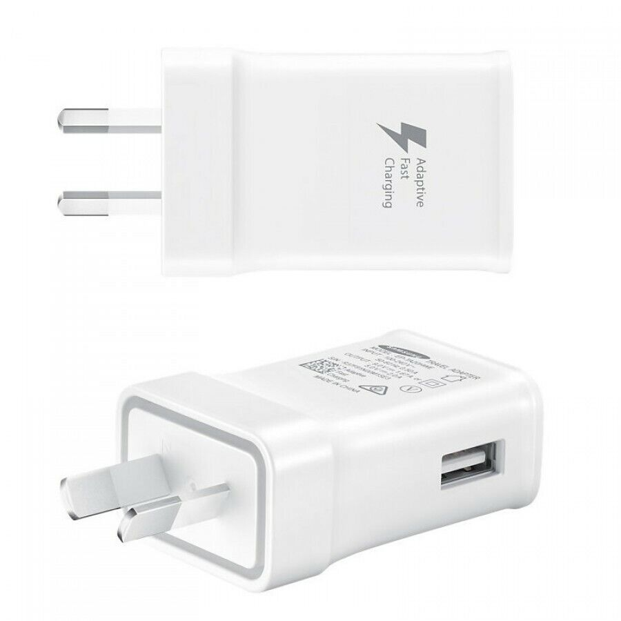 Image 31 - Samsung Fast AC Wall Charger Adapter for Galaxy S8/S9/S10/S20 FE/21 Ultra/Huawei