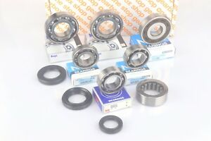 HONDA-JAZZ-GD-5-SPEED-GEARBOX-1-2-1-3-1-4-GENUINE-BEARING-amp-OIL-SEAL-REPAIR-KIT