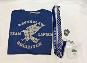 3fb85bd1781 Image is loading Universal-Studios-Harry-Potter-RavenClaw-Quidditch-Kids-T-