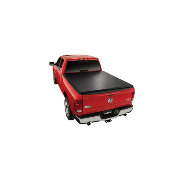 """Truxedo 248901 TruXport Roll Up Fabric Tonneau Cover for Ram 1500/2500 96.3"""" Bed"""