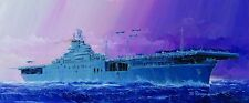 Trumpeter 1:700 USS Essex CV-9 Carrier Plastic Model Kit TSM5728