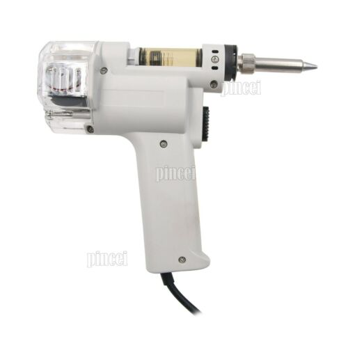 S-998P Electric Desoldering Gun Double-Pump Vacuum Pump Solder Sucker 220V 80W