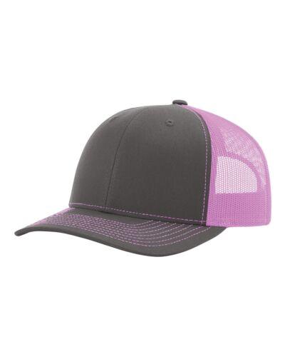 Richardson Trucker Snapback Cap 112 Baseball Hat 80 Colors!!!