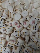 Lot 100 Security Tags Alarming Ink Dye Anti Theft Sensors Retail Clothing