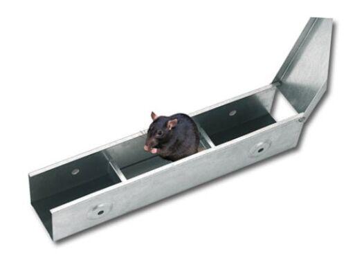 Cebos estación blocbox metal 299633 ratas ratas trampa ratas lucha contra ratones