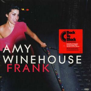 Amy-Winehouse-Frank-180-gram-Vinyl-amp-Download-NEW-amp-SEALED