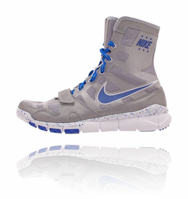 f740e6ba32ae NEW Men s NIKE Free HyperKO Shield Trainer Boxing Shoes Size  7 Color  Gray