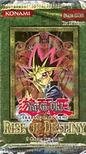 YU-GI-OH! FIRST EDITION RISE OF DESTINY BOOSTER PACK