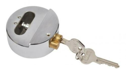 Kasp K50073LD 500 Series Steel Shackleless Padlock