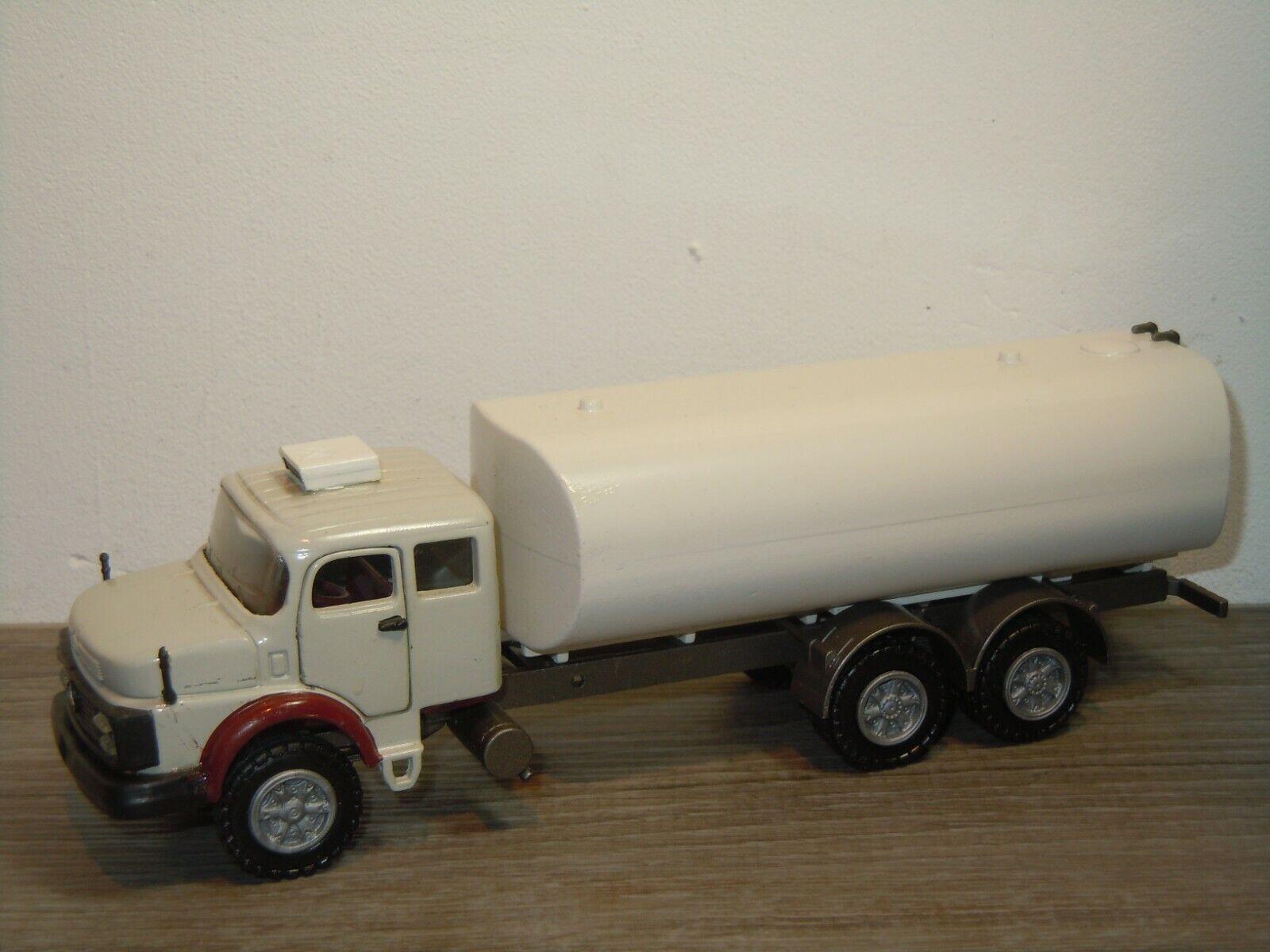 Mercedes 1513 Petrol Tanker - Arpra Supermini   Conrad Code 3 Model 1 50 36926