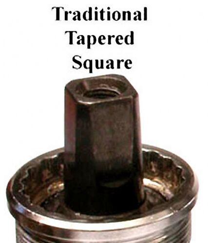68-113mm C04 gobike88 VP Components Square Type Bottom Bracket