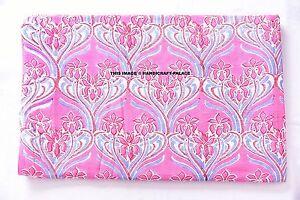 2-5-Yard-Indian-Hand-Block-Print-Cotton-Fabric-Natural-Printed-Handmade-Fabrics