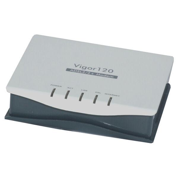 Draytek Vigor 120 ADSL2+ Ethernet Modem/Bridge