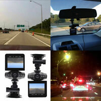 "2.5"" LCD 720P HD Car Dash DVR IR Camera Vehicle Video Recorder Cam Night Vision"