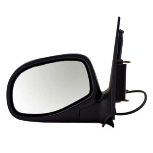 NEW ADR Black Power Side View Mirror LH FOR 93-94 FORD RANGER 2031268