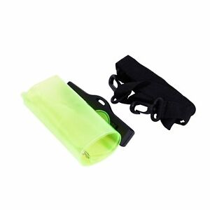 Universal-Transparent-Green-Waterproof-Pouch-Bag-Case-for-2-Way-Radio-Buckle