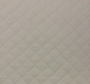 Image Is Loading Ballard Designs Robinson Quilted Off White Cotton Twill