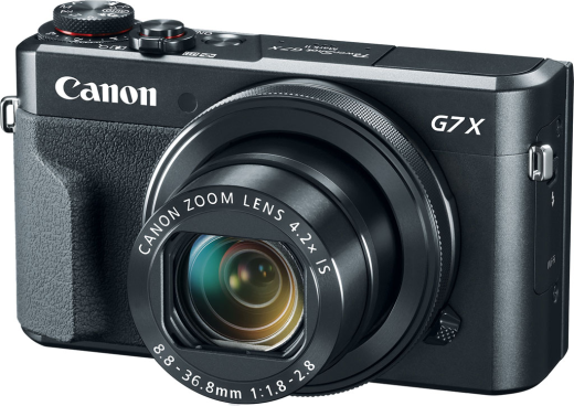 Canon Powershot G7 X Mark II Digital Cámara Compacta