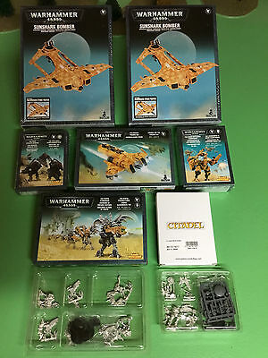 Warhammer 40K TAU Empire Army (Reduced to Sell)